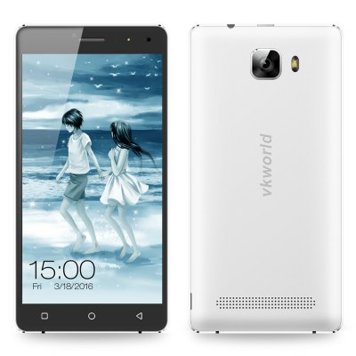 VKworld T3 5.0 inch Android 5.1 4G Smartphone
