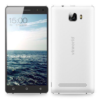 VKworld T3 5.0 inch 4G SmartphoneCell phones<br>VKworld T3 5.0 inch 4G Smartphone<br><br>2G: GSM 850/900/1800/1900MHz<br>3G: WCDMA 900/2100MHz<br>4G: FDD-LTE 800/1800/2100/2600MHz<br>Additional Features: Calendar, Calculator, Browser, Bluetooth, Alarm, 4G, 3G, E-book, People, FM, GPS, MP3, MP4, Wi-Fi<br>Auto Focus: Yes<br>Back-camera: 8.0MP ( Interpolation to 13.0MP )<br>Battery: 1<br>Battery Capacity (mAh): 2500mAh Battery<br>Battery Type: Lithium-ion Polymer Battery<br>Bluetooth Version: V4.0<br>Brand: VKWORLD<br>Camera type: Dual cameras (one front one back)<br>Cell Phone: 1<br>Cores: 1GHz, Quad Core<br>CPU: MTK6735 64bit<br>E-book format: PDF, TXT<br>English Manual : 1<br>External Memory: TF card up to 64GB (not included)<br>Flashlight: Yes<br>Front camera: 2.0MP ( Interpolation to 5.0MP )<br>GPU: Mali-T720<br>I/O Interface: 3.5mm Audio Out Port, Micro USB Slot<br>Language: English, French, Spanish, Russian, German, Italian,  Portuguese, etc.<br>MS Office format: Word, PPT, Excel<br>Music format: MP3, WAV, AAC<br>Network type: FDD-LTE+WCDMA+GSM<br>Notification LED: Yes<br>OS: Android 5.1<br>Package size: 18.00 x 12.00 x 10.00 cm / 7.09 x 4.72 x 3.94 inches<br>Package weight: 0.500 kg<br>Picture format: GIF, BMP, JPEG, PNG<br>Power Adapter: 1<br>Product size: 14.50 x 7.15 x 0.87 cm / 5.71 x 2.81 x 0.34 inches<br>Product weight: 0.161 kg<br>RAM: 2GB RAM<br>ROM: 16GB<br>Screen resolution: 1280 x 720 (HD 720)<br>Screen size: 5.0 inch<br>Screen type: IPS<br>Sensor: Gravity Sensor,Proximity Sensor<br>Service Provider: Unlocked<br>SIM Card Slot: Dual SIM, Dual Standby<br>SIM Card Type: Standard SIM Card, Micro SIM Card<br>Sound Recorder: Yes<br>Touch Focus: Yes<br>Type: 4G Smartphone<br>USB Cable: 1<br>Video format: MP4, AVI, 3GP<br>Video recording: Yes<br>WIFI: 802.11b/g/n wireless internet<br>Wireless Connectivity: WiFi, GSM, Bluetooth 4.0, 4G, GPS, 3G