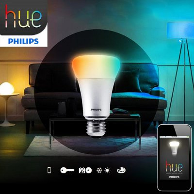Philips Hue Wireless Control Smart Bulb