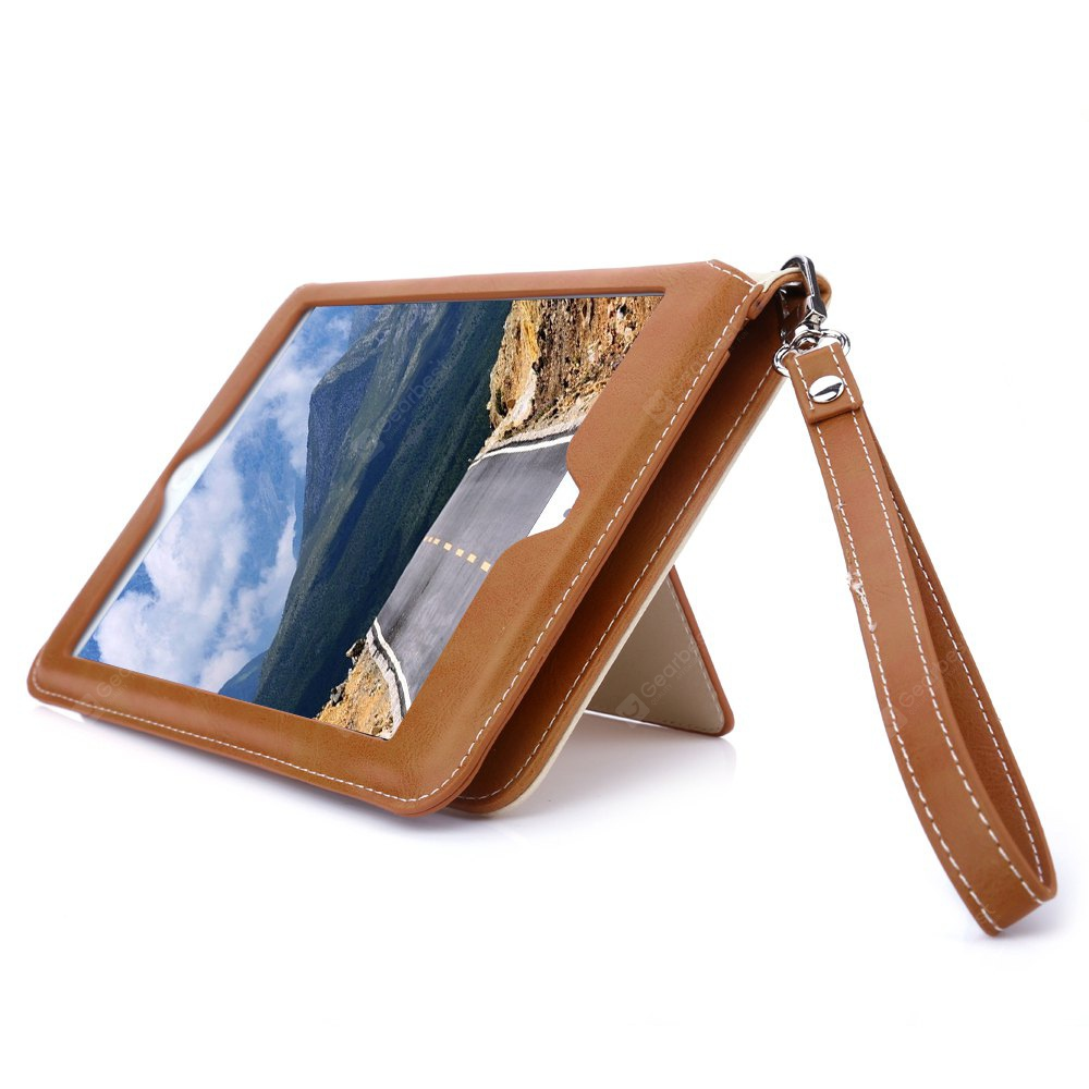 Multifunction Leather Case for iPad 2-3-4