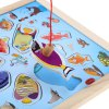 Magnetic Wooden Fishing Board Puzzle deal
