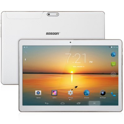 Sosoon C96 3G 9.6 inch Android 4.4 Phone Tablet PC