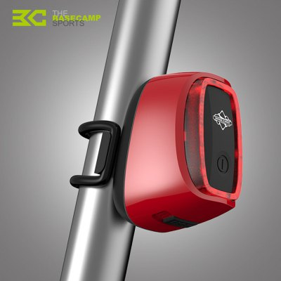 BaseCamp BC-425 Bicycle Intelligent Tail Light
