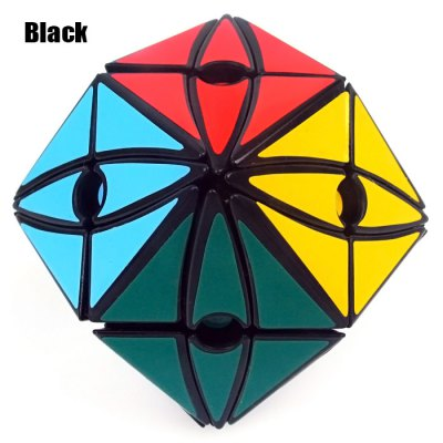 MoYu Moyan The Devils Eye II Magic Rubik Cube Educational ToyClassic Toys<br>MoYu Moyan The Devils Eye II Magic Rubik Cube Educational Toy<br><br>Type: Magic Cubes<br>Difficulty: Irregular style<br>Material: ABS<br>Age: Above 8 year-old<br>Package weight: 0.133 kg<br>Product size (L x W x H): 6.00 x 6.00 x 6.00 cm / 2.36 x 2.36 x 2.36 inches<br>Package size (L x W x H): 6.60 x 6.60 x 8.80 cm / 2.60 x 2.60 x 3.46 inches<br>Package Contents: 1 x Magic Cube