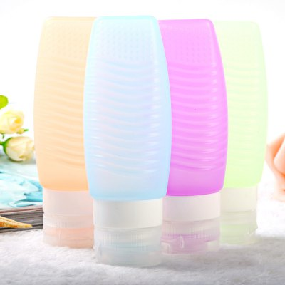 T5 Silicone Lotion Bottle