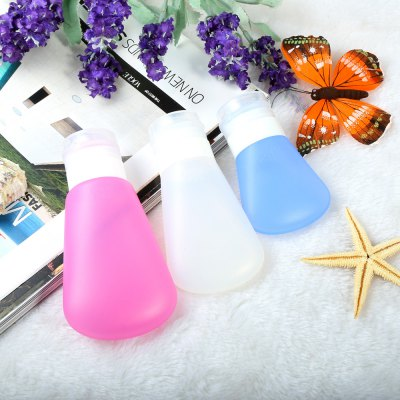T1 Silicone Lotion Bottle