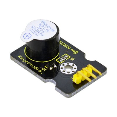 Keyestudio KS0018 Trigger Buzzer Alarm ModuleSensors<br>Keyestudio KS0018 Trigger Buzzer Alarm Module<br><br>Brand: Keyestudio<br>Model: KS0018<br>Type: Digital Buzzer Module<br>Material: FR-4<br>Product weight: 0.005 kg<br>Package weight: 0.027 kg<br>Product Size(L x W x H): 3.00 x 2.00 x 1.20 cm / 1.18 x 0.79 x 0.47 inches<br>Package Size(L x W x H): 16.00 x 16.00 x 2.00 cm / 6.30 x 6.30 x 0.79 inches<br>Package Contents: 1 x Digital Buzzer Module