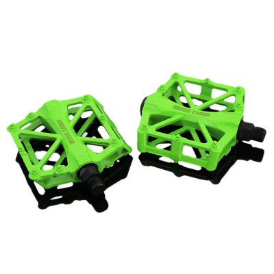 BaseCamp BC-671 1 Pair Roll Ball Bearing Bicycle Pedals
