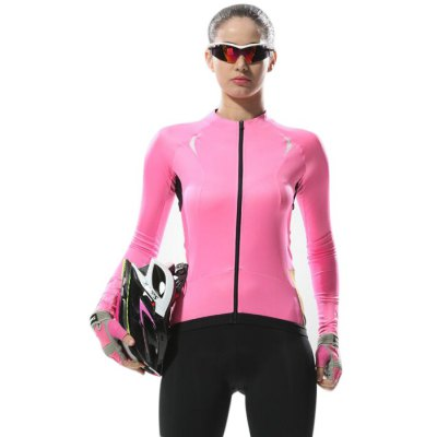 Santic Female Cycling Long Sleeve T-Shirt
