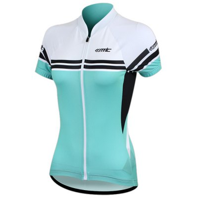 Santic LC02062 Female Cycling Short Sleeve T-Shirt