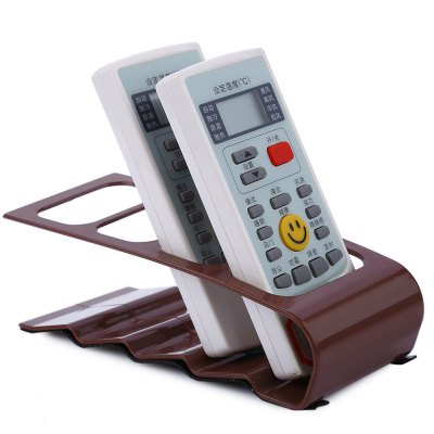 DVD VCR TV Remote Control CellPhone Stand Holder