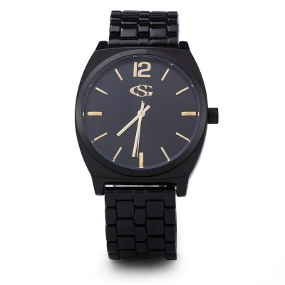 George Smith Male Quartz WatchMens Watches<br>George Smith Male Quartz Watch<br><br>Watches categories: Male table<br>Movement type: Quartz watch<br>Shape of the dial: Rectangle<br>Display type: Analog<br>Case material: Stainless Steel<br>Band material: Stainless Steel<br>Clasp type: Hidden clasp<br>The dial thickness: 8 mm<br>The dial diameter: 41 mm<br>The band width: 22 mm<br>Wearable length: 210 mm<br>Product weight: 0.110 kg<br>Package weight: 0.196 kg<br>Product size (L x W x H): 21.00 x 4.50 x 0.80 cm / 8.27 x 1.77 x 0.31 inches<br>Package size (L x W x H): 16.30 x 6.30 x 3.00 cm / 6.42 x 2.48 x 1.18 inches<br>Package Contents: 1 ? George Smith Male Quartz Watch, 1 ? Box, 1 ? English Manual
