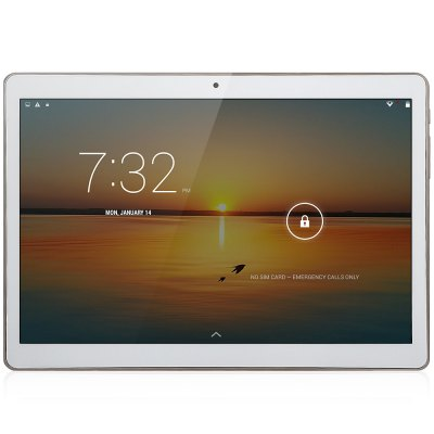 Sosoon C96 3G PhabletTablet PCs<br>Sosoon C96 3G Phablet<br><br>Brand: Sosoon<br>Type: Phablet<br>OS: Android 4.4<br>CPU Brand: MTK<br>CPU: MTK6582<br>GPU: Mali-400 MP<br>Core: 1.3GHz,Quad Core<br>RAM: 1GB<br>ROM: 16GB<br>External Memory: TF card up to 32GB (not included)<br>Support Network: 2G,Built-in 3G,WiFi<br>WIFI: 802.11b/g/n wireless internet<br>Network type: GSM+WCDMA<br>Frequency: GSM 900/1800/1900MHz WCDMA 900/1800MHz<br>3G: Built in 3G (WCDMA)<br>GPS: Yes<br>Bluetooth: Yes<br>Screen type: Capacitive,IPS,Retina<br>Screen size: 9.6 inch<br>Screen resolution: 1280 x 800 (WXGA)<br>Camera type: Dual cameras (one front one back)<br>Back camera: 2.0MP<br>Front camera: 0.3MP<br>SIM Card Slot: Dual SIM,Dual Standby<br>TF card slot: Yes<br>Micro USB Slot: Yes<br>3.5mm Headphone Jack: Yes<br>Battery Capacity(mAh): 3.7V/4400mAh<br>AC adapter: 100-240V 5V 2A<br>G-sensor: Supported<br>Skype: Supported<br>Youtube: Supported<br>Speaker: Supported<br>MIC: Supported<br>Google Play Store: Supported<br>Picture format: BMP,GIF,JPEG,PNG<br>Music format: AAC,MP3,WMA<br>Video format: 3GP,AVI,MP4<br>E-book format: PDF,TXT<br>Pre-installed Language: Android OS supports multi-language<br>Additional Features: 3G,Bluetooth,Browser,E-book,GPS,Gravity Sensing System,MP3,MP4,Phone,Wi-Fi<br>Product size: 22.50 x 16.00 x 0.85 cm / 8.86 x 6.3 x 0.33 inches<br>Package size: 32.00 x 22.50 x 6.00 cm / 12.6 x 8.86 x 2.36 inches<br>Product weight: 0.471 kg<br>Package weight: 1.200 kg<br>Tablet PC: 1<br>USB Cable: 1<br>Earphones: 1