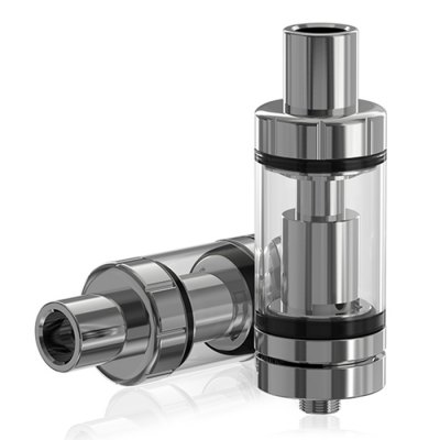Original Eleaf iStick MELO III AtomizerClearomizers<br>Original Eleaf iStick MELO III Atomizer<br><br>Available Color: Silver<br>Available Heater Core: Normal Coil<br>Brand: Eleaf<br>Material: Glass, Stainless Steel<br>Model: MELO III<br>Overall Diameter: 22mm<br>Package Contents: 1 x MELO III Atomizer, 1 x EC 0.3ohm Head, 1 x EC 0.5ohm Head, 4 x Seal Ring, 1 x English User Manual<br>Package size (L x W x H): 3.60 x 5.60 x 9.50 cm / 1.42 x 2.2 x 3.74 inches<br>Package weight: 0.1660 kg<br>Product size (L x W x H): 2.20 x 2.20 x 6.50 cm / 0.87 x 0.87 x 2.56 inches<br>Product weight: 0.0610 kg<br>Resistance : 0.3ohm / 0.5ohm<br>Tank Capacity: 4.0ml<br>Thread: 510<br>Type: Tank Atomizer, Clearomizer