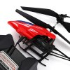 FD1107 Mini Infrared LED Head Light RC Helicopter 2 Channel Remote Control Helicogyro photo
