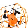 Helic Max Sky Walker 1336 4 Channel 2.4G RC Quadcopter 3D Rollover Copter with Climbing / Walking / Flying Function for sale