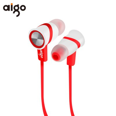 Aigo S01 Bluetooth Sport Stereo Music In-ear Earbuds with Mic Noise Reduction