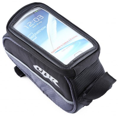 CBR 008 EVA Outdoor Portable Front Beam Bag for Bike Bicycle Cycling