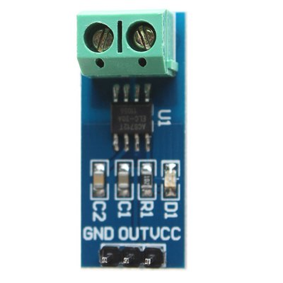 ACS712 Sensor Module 30A Range DC 5V Hall Switch for Arduino Lovers