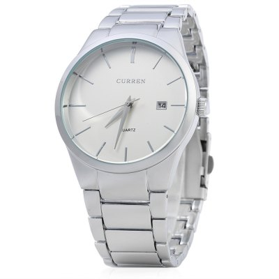 Curren 8106 Men Quartz Watch