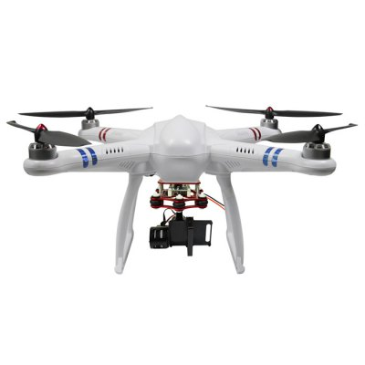 FreeX MCFX - 05 5.8GHz FPV HD 1080P Camera 2.4GHz 7CH 6-axis Gyro Quadcopter RTF