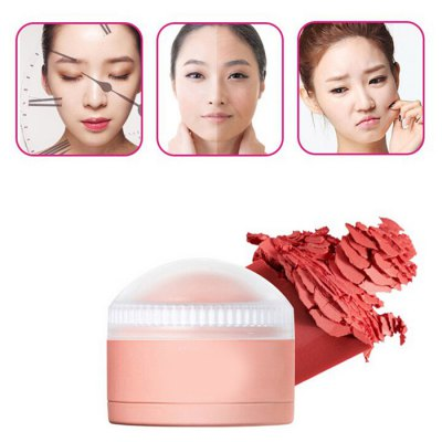 Makeup Rouge PowderFace Makeup<br>Makeup Rouge Powder<br><br>Features: Charming Colors, Environment Friendly, Lightweight, No Poison<br>Functions: Dry, Comestic for Party<br>Package Contents: 1 x Rouge Powder<br>Package size (L x W x H): 7.00 x 6.00 x 7.00 cm / 2.76 x 2.36 x 2.76 inches<br>Package weight: 0.075 kg<br>Product size (L x W x H): 6.00 x 5.00 x 6.00 cm / 2.36 x 1.97 x 2.36 inches<br>Product weight: 0.040 kg