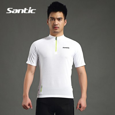 Santic MC02070 Summer Male Cycling Short Sleeves