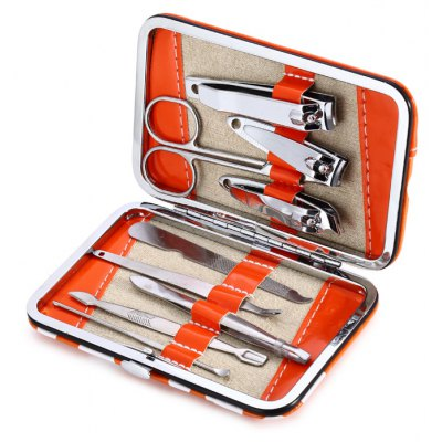 9 in 1 Nail Care Clippers Set Utility Manicure Tool