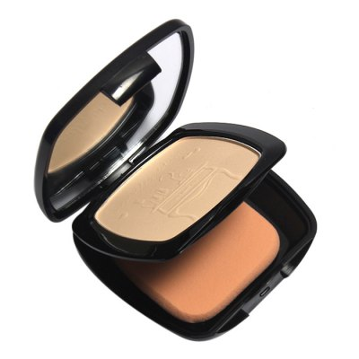 Long Lasting Dry or Wet Pressed Powder