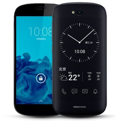 Yotaphone 2 5.0 pulgadas Android 4.4 Smartphone 4G