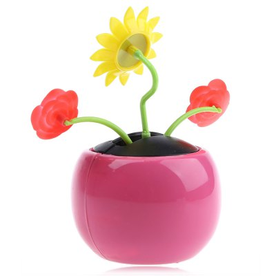 Solar Shaking Sunflower Color Mixture Environment-friendly OrnamentationSolar Powered Toys<br>Solar Shaking Sunflower Color Mixture Environment-friendly Ornamentation<br><br>Age: Above 3 Years<br>Material: ABS<br>Package Contents: 1 x Solar Shaking Sunflower<br>Package size (L x W x H): 12.00 x 7.00 x 7.00 cm / 4.72 x 2.76 x 2.76 inches<br>Package weight: 0.056 kg<br>Product size (L x W x H): 6.00 x 6.00 x 11.50 cm / 2.36 x 2.36 x 4.53 inches<br>Product weight: 0.038 kg<br>Type: Solar Toy