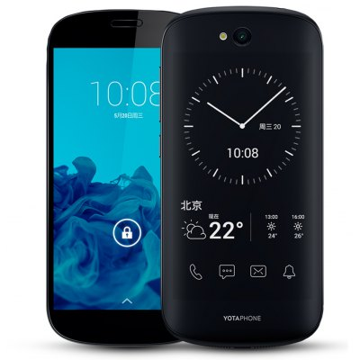 Yotaphone 2 5.0 inch 4G Smartphone