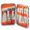 9 in 1 Nail Care Clippers Set Utility Manicure Tool deal
