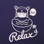 Xiaomi Fashion Relax Rabbit Short Sleeves T-shirt for Outdoor Sports deal