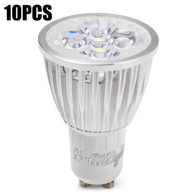 10PCS YouOKLight 5W 500LM GU10 LED Spotlight