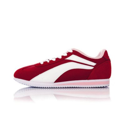 LI-NING Women Lightweight Casual Running Shoes