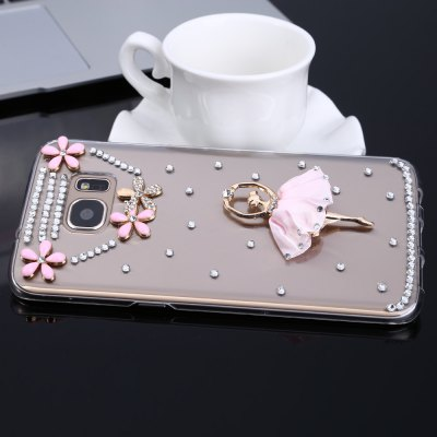 ФОТО Practical Phone Back Case Protector for Samsung Galaxy S7 Edge