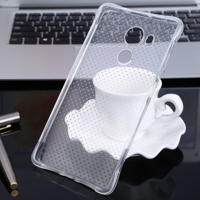 TPU Soft Protective Cover Case for HUAWEI Mate 8