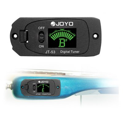 JOYO JT - 53 Electric Chromatic Tuner with Screen for Acoustic Electronic Guitar