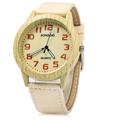 SONSDO 6635 Unisex Quartz Watch
