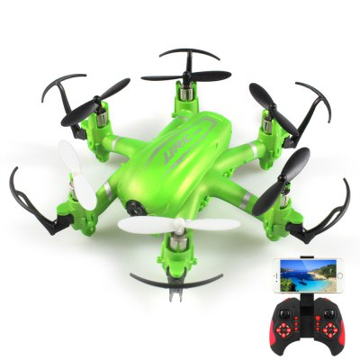 JJRC H20W WIFI Real-time Transmission 2.4GHz 4CH 6-axis Gyro 2.0MP Camera Hexacopter
