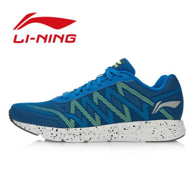 Original LI-NING Men Shockproof Running Shoes