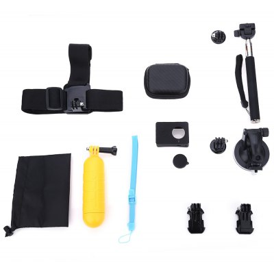 GP-K18 Accessory Kit for Xiaomi Yi Action Camera
