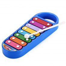 Kid Xylophone 8 Notes Musical Instrument Toy