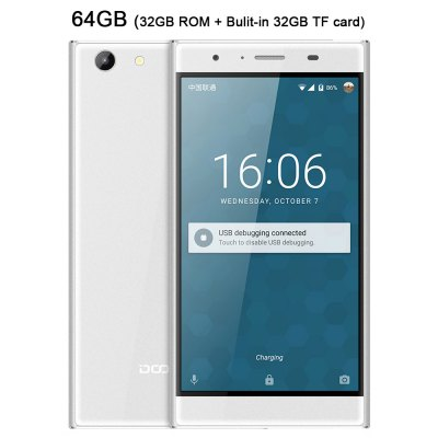 DOOGEE Y300 5.0 inch Android 6.0 4G Smartphone