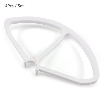 Extra 4Pcs Protection Ring Fitting for JJRC H5P Quadcopter Model