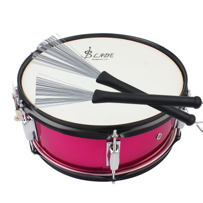 1 Pair Retractable Drum Set Brush Stainless Steel Wire Drumstick