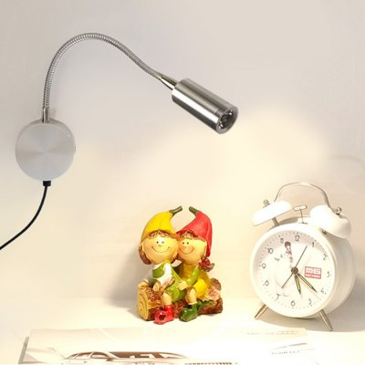 3W Flexible LED Wall Light Spotlight Mirror Picture Lighting