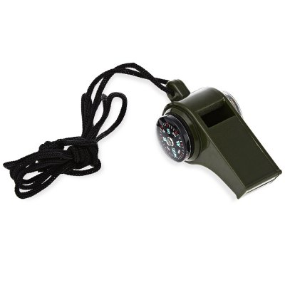 Emergency Survival Gear Whistle