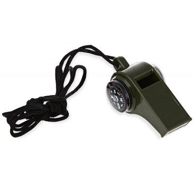 3 in 1 Multifunctional Whistle